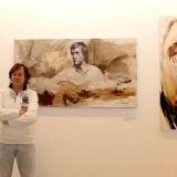 Ильяс Айдаров. Выставка в Манеже