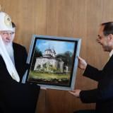 Святейший Патриарх всея Руси Кирилл