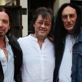 Ильяс Айдаров, Кен Хенсли и гитарист Uriah Heep